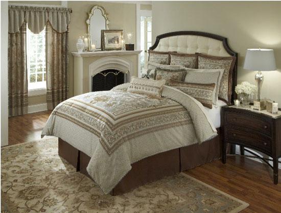 Avondale counties heirloom bedding