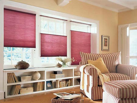 Avondale Honeycomb Cellular Shades | Window Treatments | Avondale ...