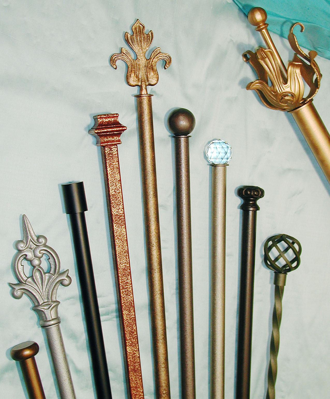 Avondale drapery hardware
