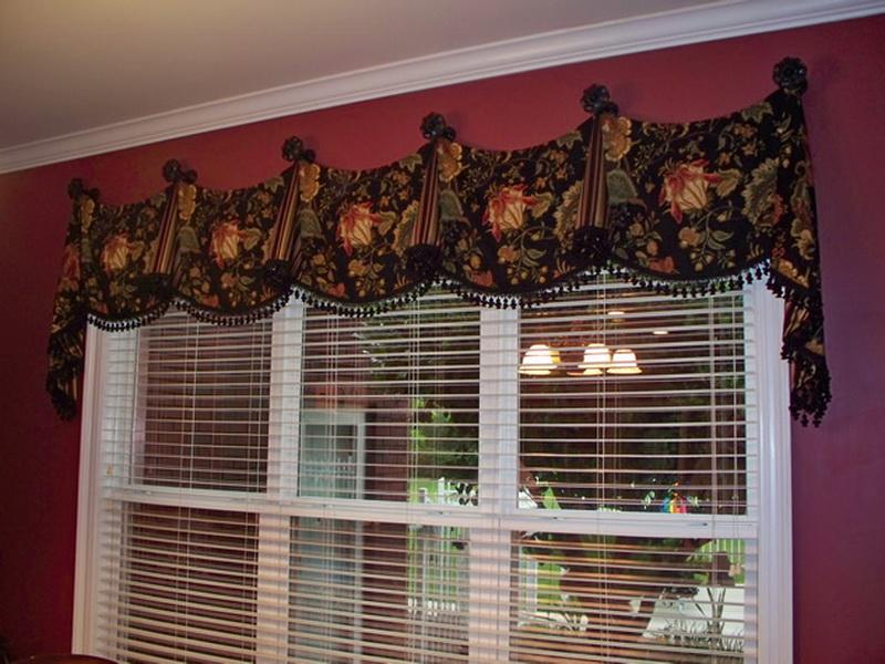 Avondale Custom Valances