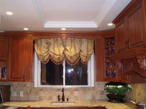 Avondale Custom Fabric Shades