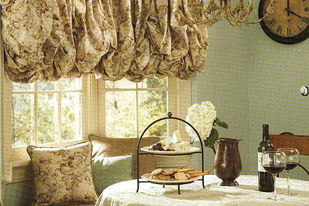 Avondale Custom Fabric Shades