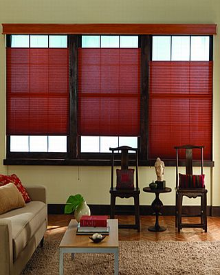 Avondale Pleated Shades