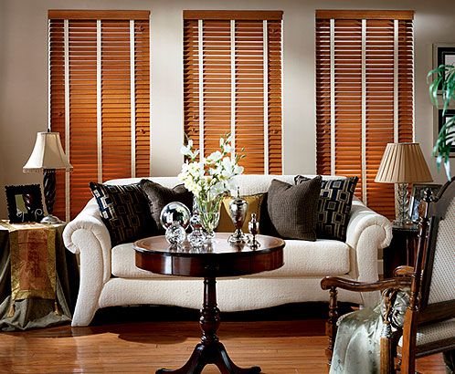 Avondale Wood Blinds
